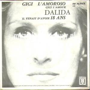 Gigi l'amoroso - Il venait d'avoir 18 ans