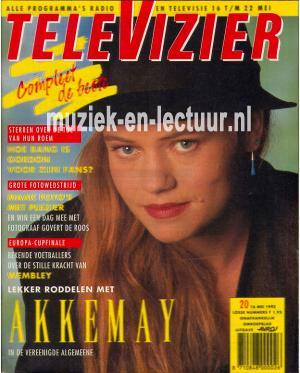 Televizier 1992 nr.20