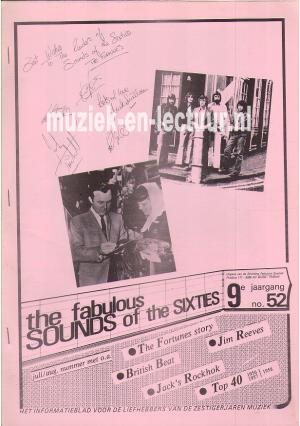 The Fabulous Sounds of The Sixties no. 52