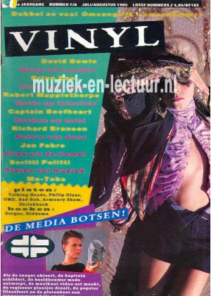 Vinyl 1985 nr. 07 / 08