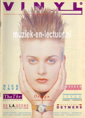 Vinyl 1986 nr. 11