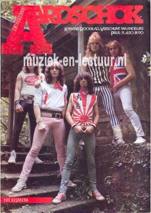 Aardschok 1984 nr. 10