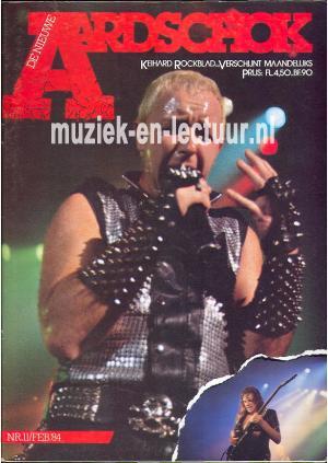 Aardschok 1984 nr. 11
