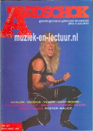 Aardschok 1985 nr. 27