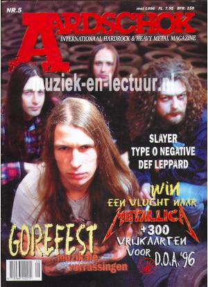 Aardschok 1996 nr.5