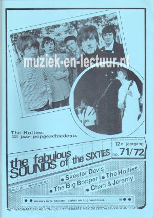 The Fabulous Sounds of The Sixties no. 71/ 72