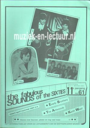 The Fabulous Sounds of The Sixties no. 61