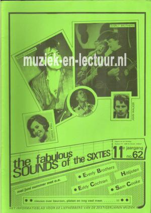 The Fabulous Sounds of The Sixties no. 62