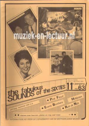 The Fabulous Sounds of The Sixties no. 63
