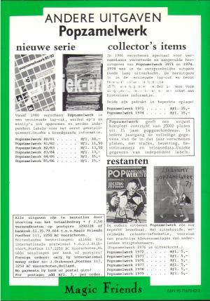 Popzamelwerk 86/87