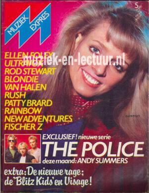 Muziek Expres 1981, mei