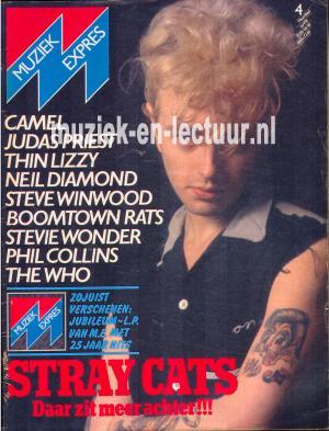 Muziek Expres 1981, april