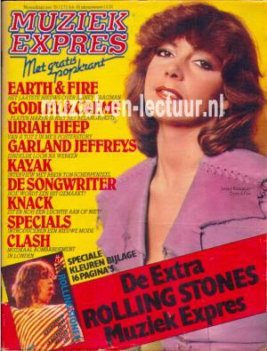 Muziek Expres 1980, mei