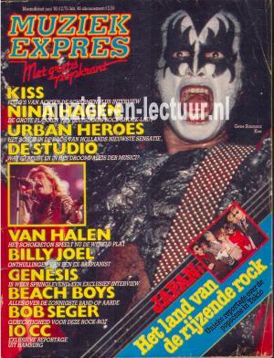 Muziek Expres 1980, juni