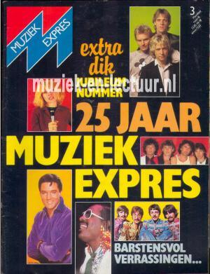 Muziek Expres 1981, maart