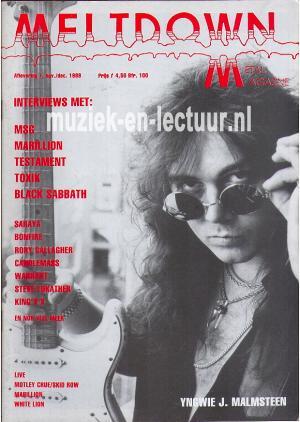 Melt Down 1989  nr. 07