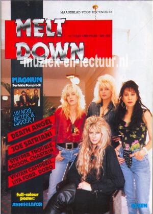 Melt Down 1990 nr. 13