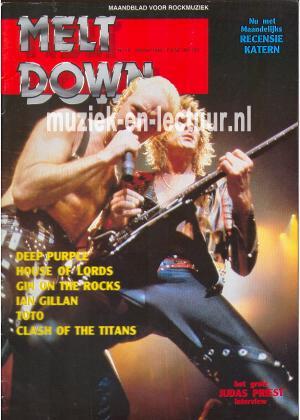 Melt Down 1990 nr. 16