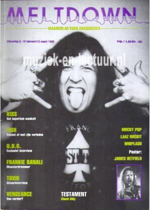 Melt Down 1990 nr. 09