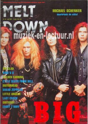 Melt Down 1991 nr. 22