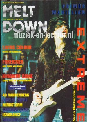 Melt Down 1991 nr. 23