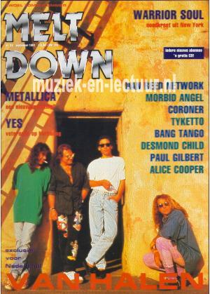 Melt Down 1991 nr. 24