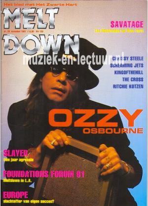 Melt Down 1991 nr. 26