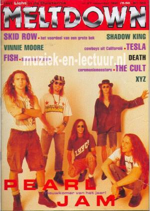 Melt Down 1991 nr. 27