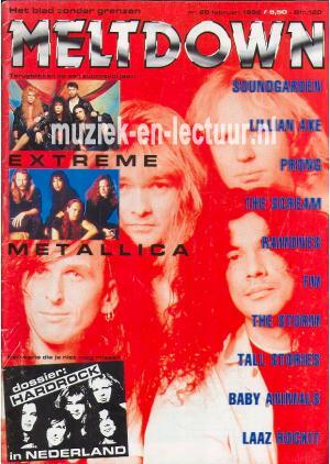 Melt Down 1992 nr. 28