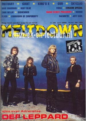 Melt Down 1992 nr. 30