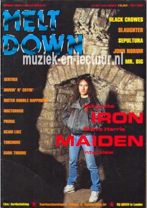 Melt Down 1992 nr. 31