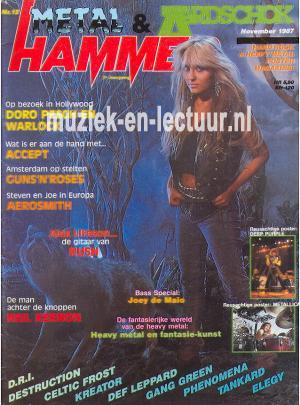 Metal Hammer & Aardschok 1987 nr. 12