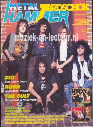 Metal Hammer & Aardschok 1989 nr. 12