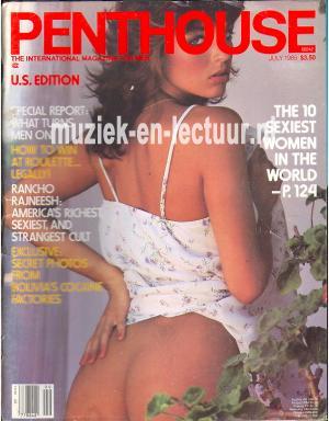 Penthouse 1985 nr. 07