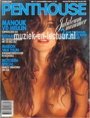 Penthouse 1989 nr. 11