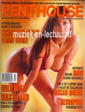 Penthouse 1999 nr. 10