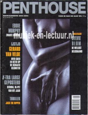 Penthouse 2002 - 2003 Nieuwjaarseditie