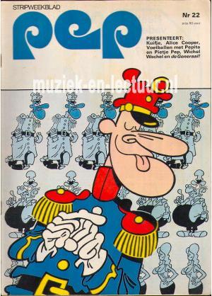 Pep 1973 nr. 22