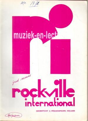Rockville International 1971 december