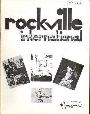 Rockville International 1971 may