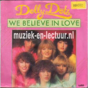 We believe in love - Who is that waiting at your door