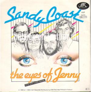 The eyes of Jenny - It's my time now