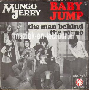 Baby Jump - The man behind the piano