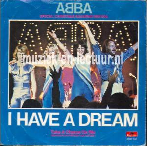 I have a dream - Take a chance on me (live)