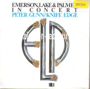 Peter Gunn (live) - Knife edge (live)