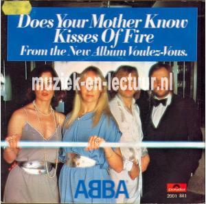 Does your mother know - Kiss of fire