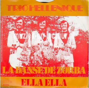 La danse de Zorba - Ella ella