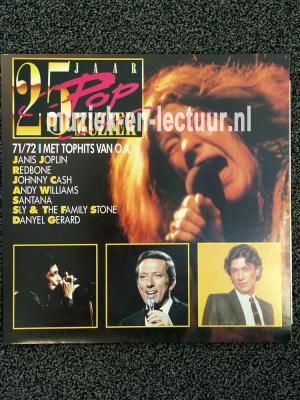 25 jaar Popmuziek 1971/ 1972