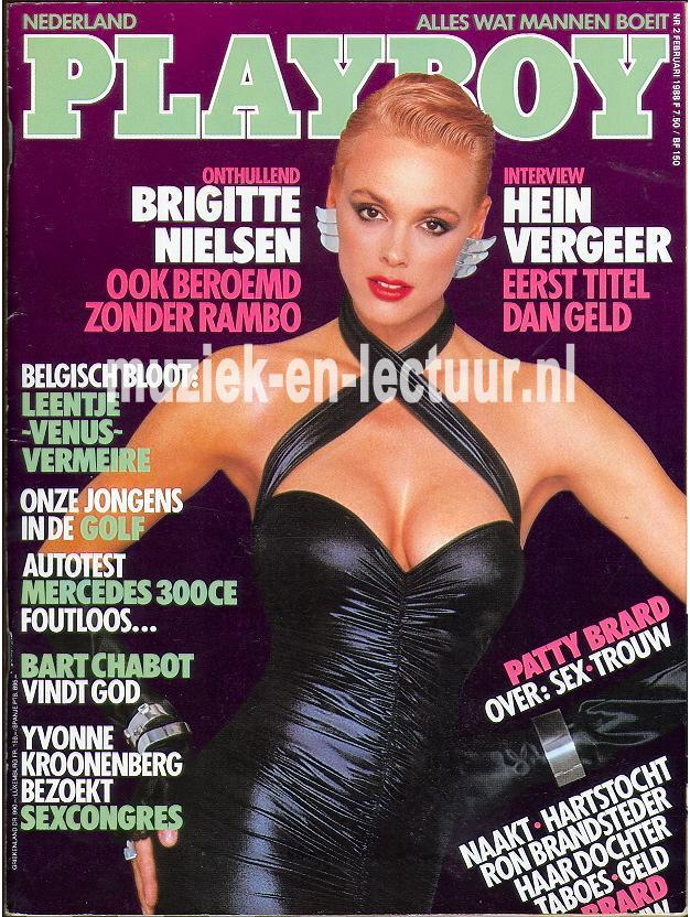 Playboy 1988 nr. 02