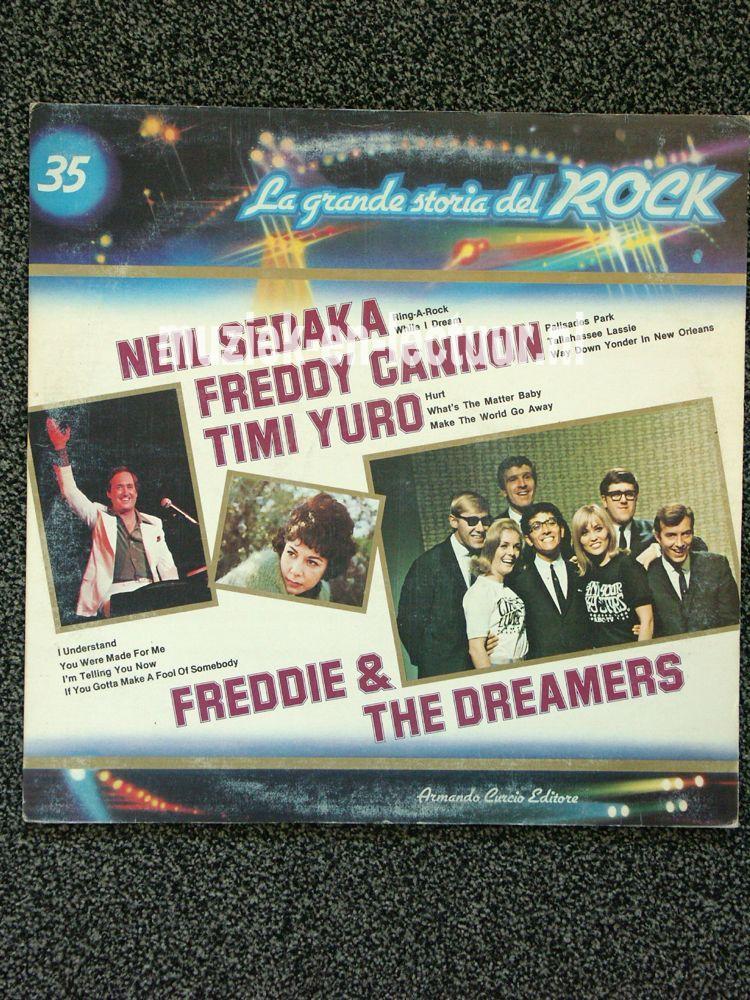 La Grande Storia Del Rock nr: 35